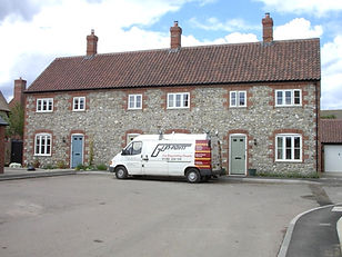 Repointing Exeter