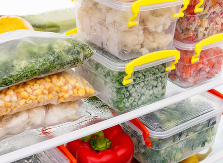 Make use of your Freezer