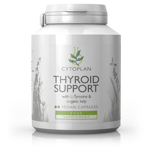 Thyroid Support with L'Tyrosine and Organic Kelp