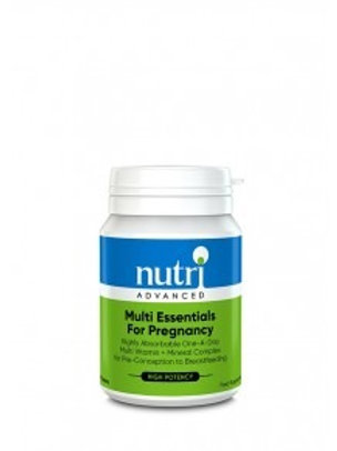 NutriAdvanced Multi Essentials for Pregnancy 30 Tablets