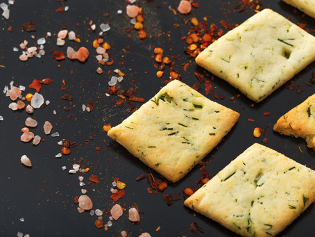 Grain-Free Low Carb Crackers