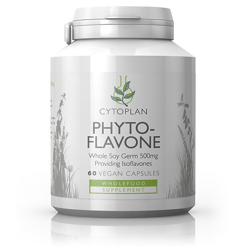 Phyto-Flavone - Whole Soy Germ 500mg - Isoflavones