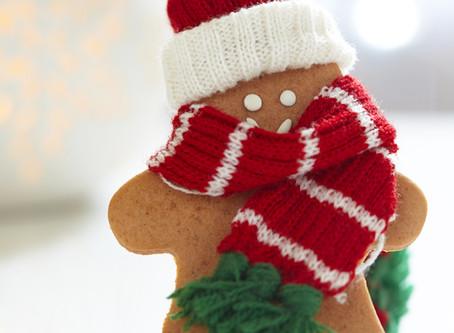 Low Carb, Sugar Free Gingerbread Men (or women!)  #LCHF #Christmas #SugarFree #Keto
