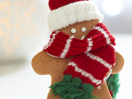 Low Carb, Sugar Free Gingerbread Men (or women!)  #LCHF #Christmas #SugarFree #Keto