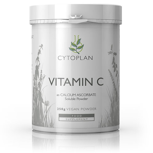 Vitamin C - Calcium Ascorbate Powder