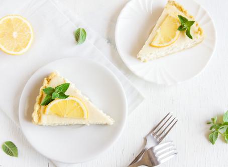 Very Easy No-bake Lemon Cheesecake