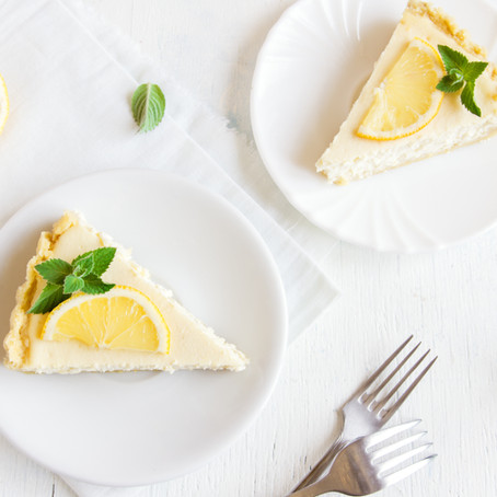 Very Easy No-bake Lemon Cheesecake
