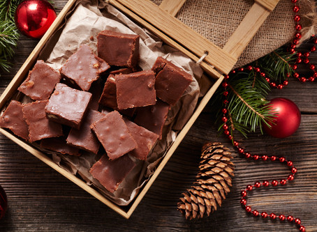 Low Carb Sugar Free Chocolate Fudge