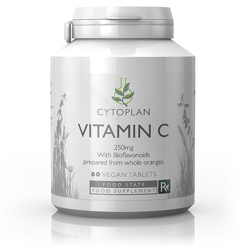 Vitamin C Food State - 250mg with bioflavonoids