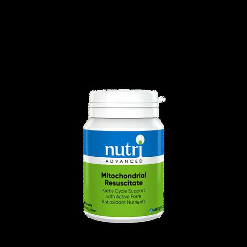 NutriAdvanced Mitochondrial Resuscitate 60 Capsules