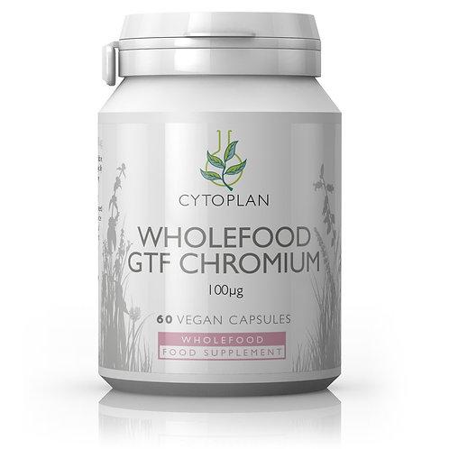 Wholefood GTF Chromium 100ug