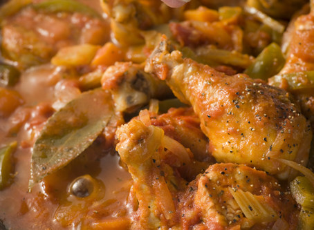 Low Carb Cajun Chicken Casserole - Slow Cooker