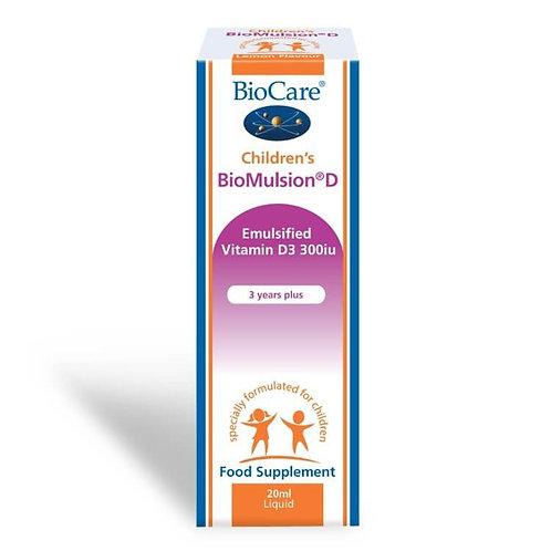 Childrens BioMulsion D - Vitamin D3