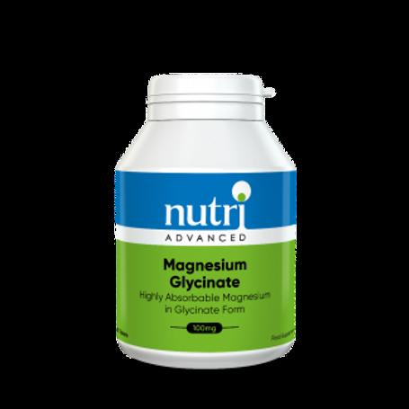 NutriAdvanced Magnesium Glycinate 100mg 120 Tablets
