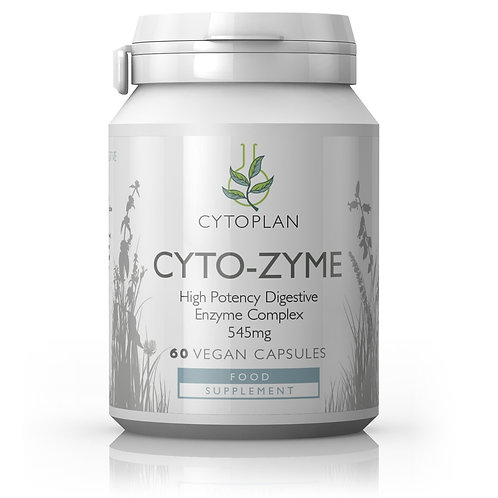 Cyto-Zyme - High Potency Digestive Enzyme Complex
