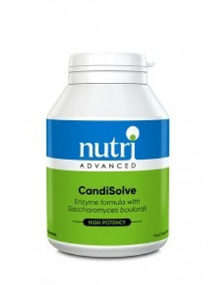 NutriAdvanced CandiSolve 120 capsules
