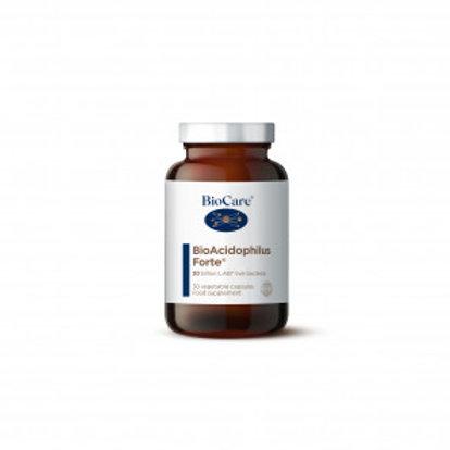 BioCare BioAcidophilus Forte 30 Capsules