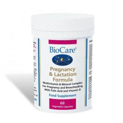 BioCare Pregnancy & Lactation Formula 60 Capsules