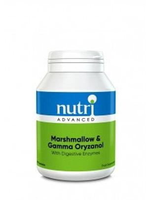 NutriAdvanced Marshmallow & Gamma Oryzanol 90 Capsules