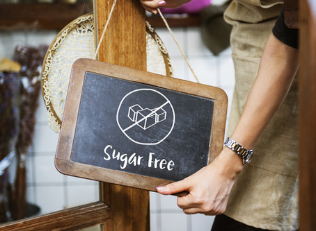 What is sugar free?