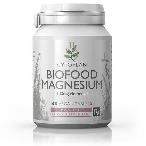 Cytoplan Magnesium - BIOFOOD 60 capsules