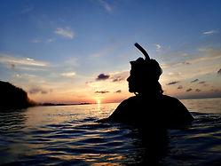 サンセットシュノーケル 石垣島