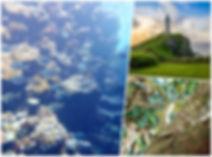 シュノーケル&島めぐりツアー