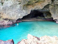 青の洞窟 石垣島