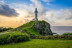 ishigaki uganzaki lighthouse