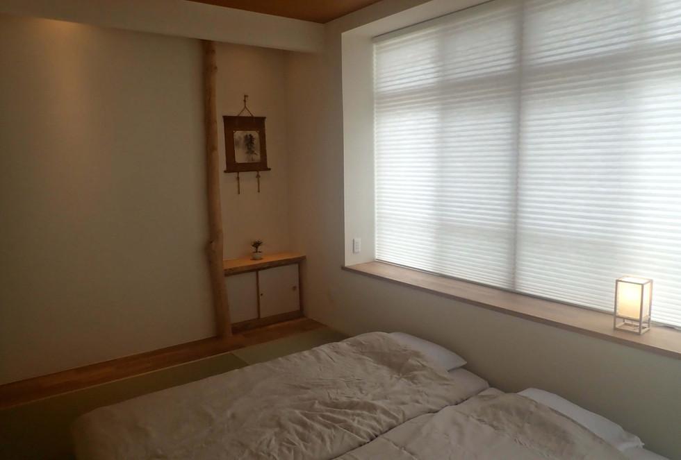 2人部屋。6畳ほどの畳のお部屋です。6800円〜 Japanese room for 2 peaple, 6800yen~