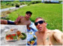シュノーケルツアーランチ 石垣島