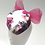 Thumbnail: Floral Lady with Bow (Made to order)