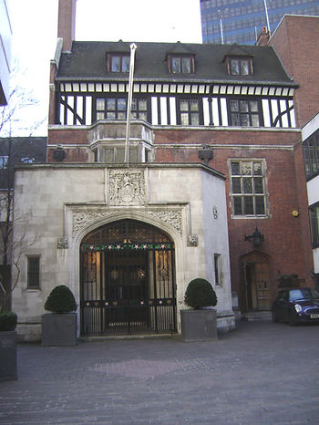 Aldersgate Ward Club
