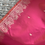 Pure Banarasi Katan Silk Saree in Pink and Silver