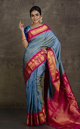 Silk Saris - Global International Shipping From India