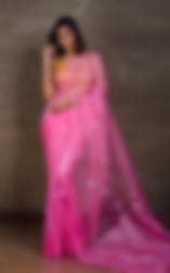 Khadi Saris, Handloom Saris