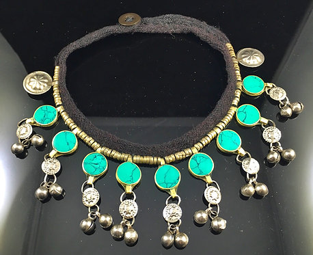 Afghan Tribal Necklace
