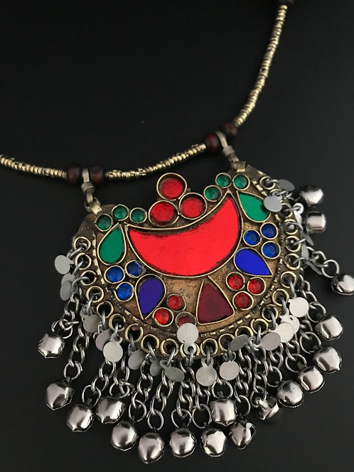 Afghan Tribal Pendant
