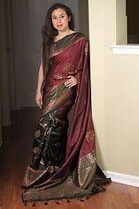 Banarasi Saris In Pure Silk, Tussar