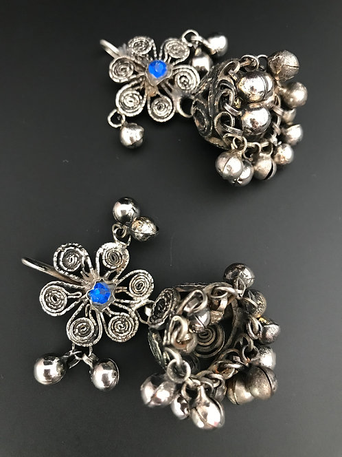 Afghan Jhumka Earrings
