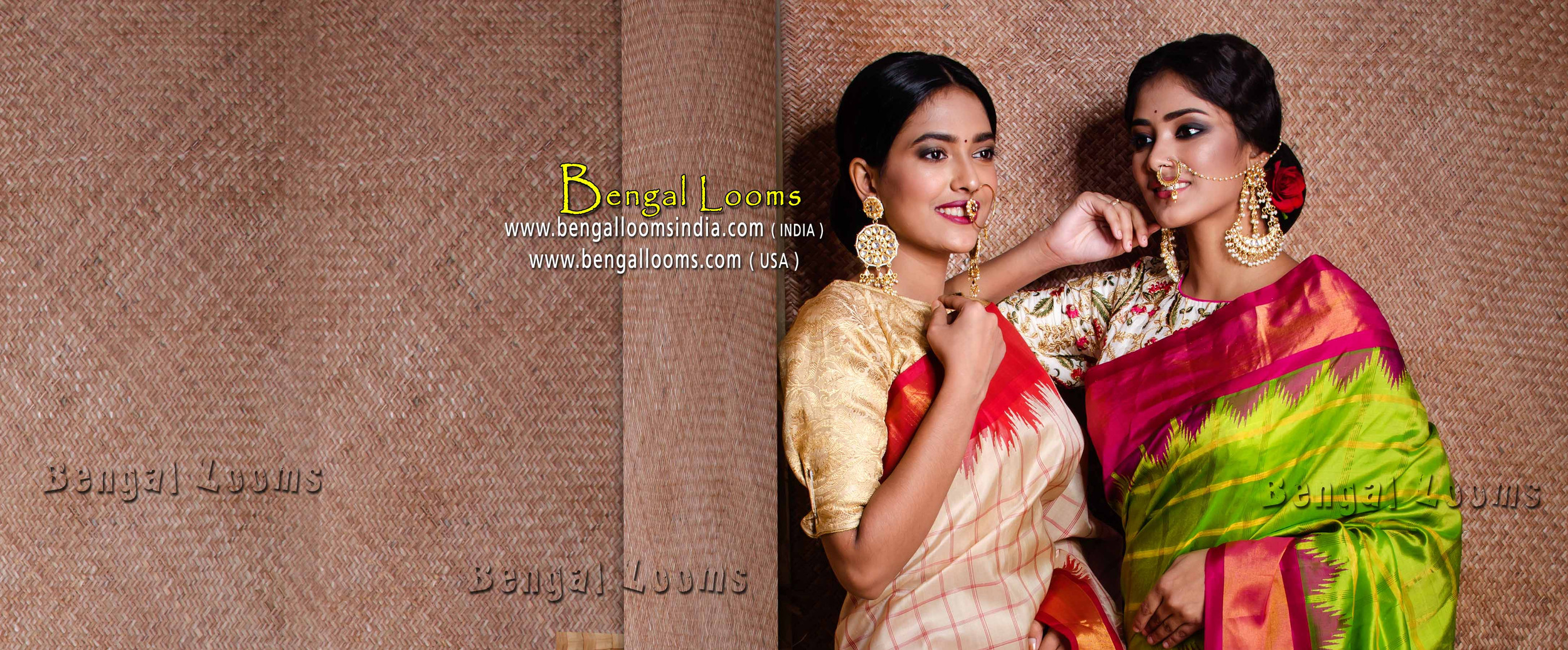 d97c5b462b Saree Deals Under $200 | Online Shopping | Bengal Looms