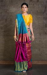 Mekhela Chador Assamese Dress