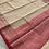 Cotton Kota Banarasi Saree in Beige, Dark Pink and Gold