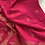 Pure Matka Silk Cotton Saree in Hot Pink and Gold