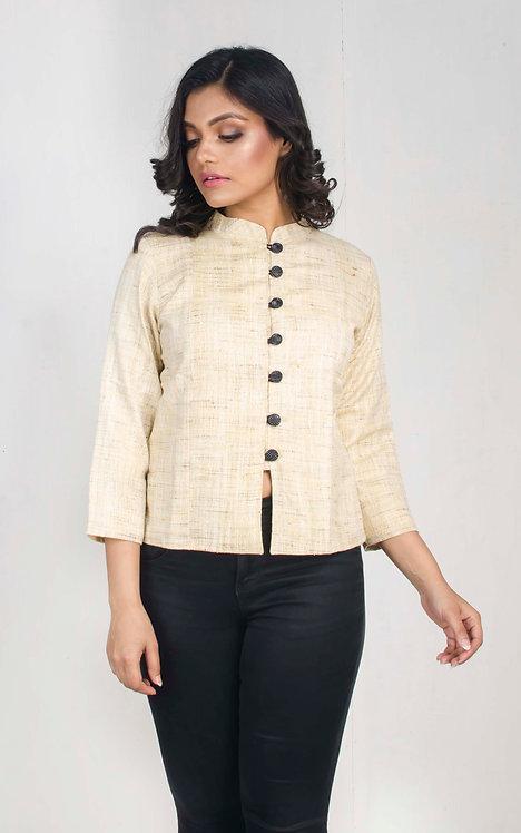 Designer Khadi Jacket