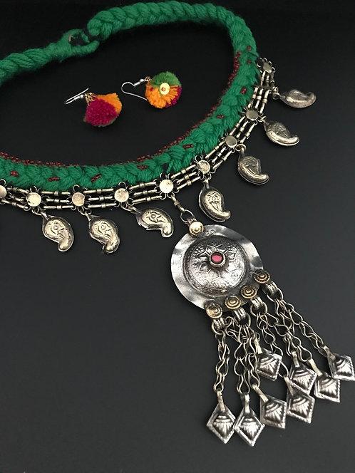Kuchi Necklace Set
