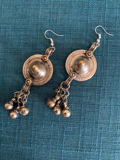 Handmade Afghan Earrings