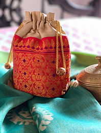 Bengal Looms - Potli Bags, Embroidered Bags