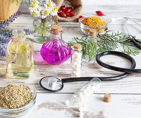 Homeopathic Remedies and Medicinal Plants
