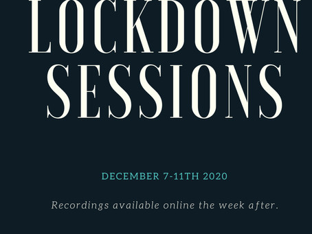 Kingsmeadow Lockdown Sessions 2020